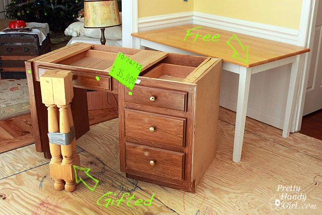Building a Kitchen Counter Height Desk Lowes Creator