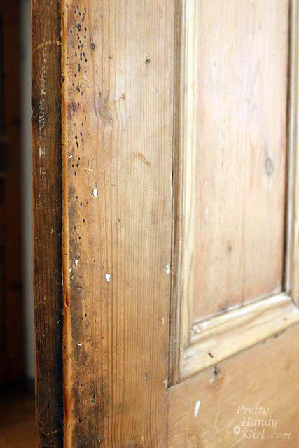 door_with_rustic_wear