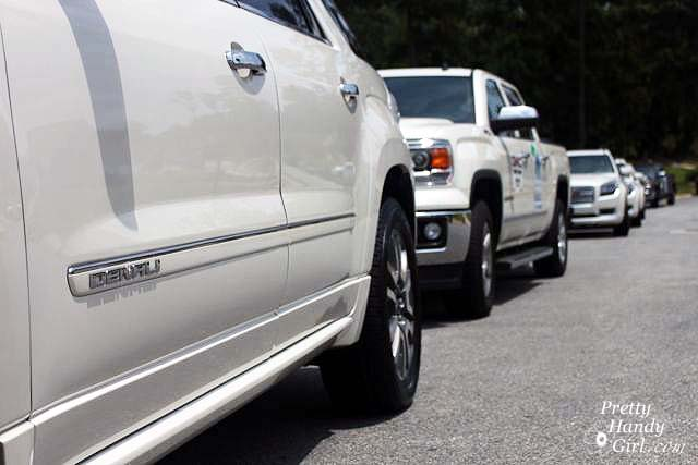 group_of_white_gmc_denalis