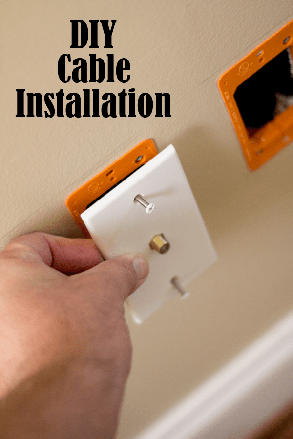 How To Install An Electrical Outlet Loop Wiring Example Youtube