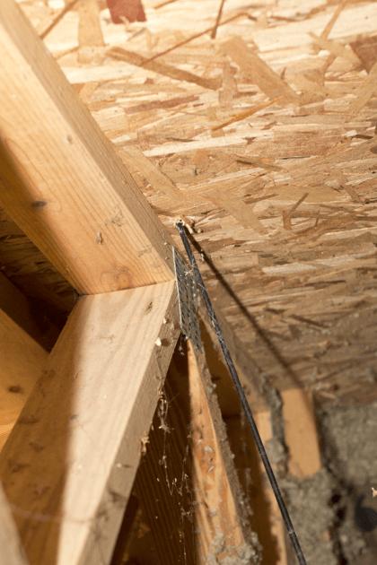 Crawlspace Cable Installation
