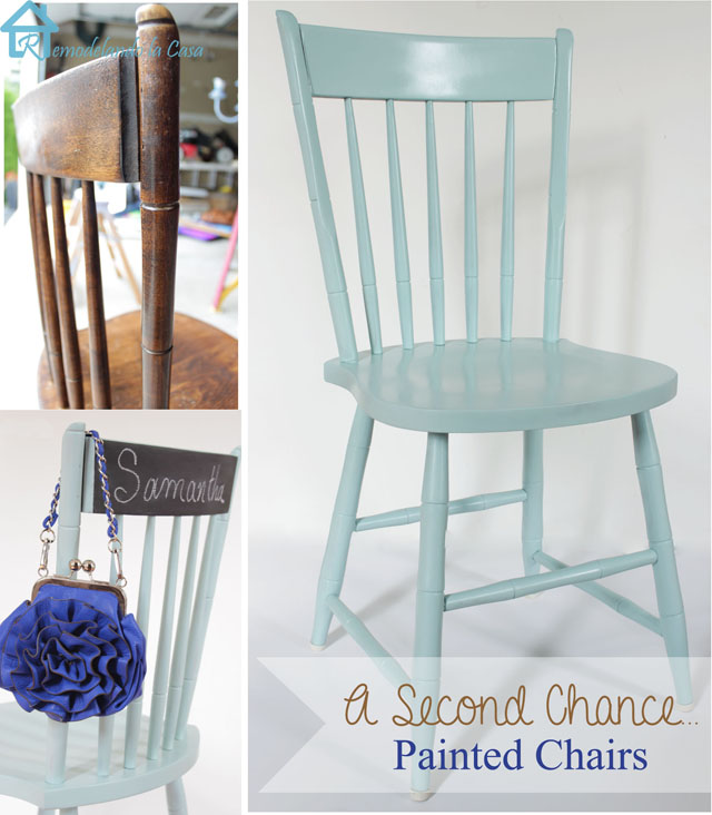 Painting Chairs   A Second Chance Makeover | Pretty Handy Girl