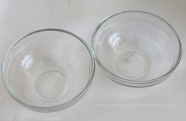 jewelry organizer glass bowls