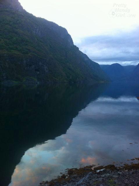 Flam, Norway - Heaven on Earth by Pretty Handy Girl