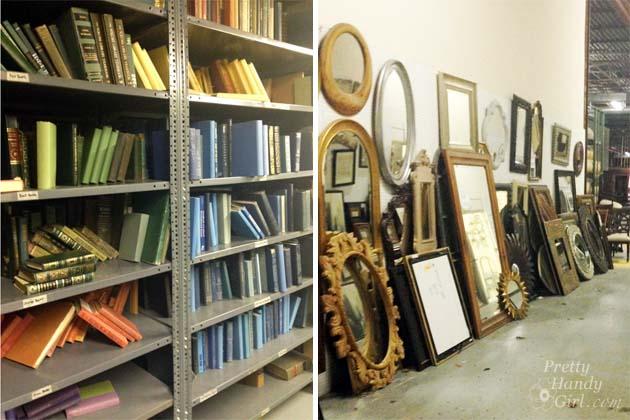 books-mirrors