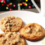 Salted Caramel Chocolate Chip Cookies | Pretty Handy Girl