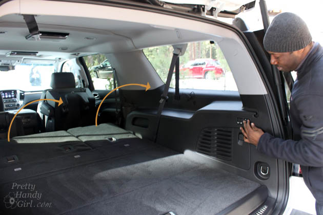 GMC Denali Dream Drive - HGTV Home Tour 2014 | Pretty Handy Girl