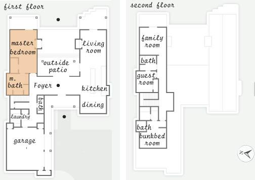 Master Suite HGTV Dream Home