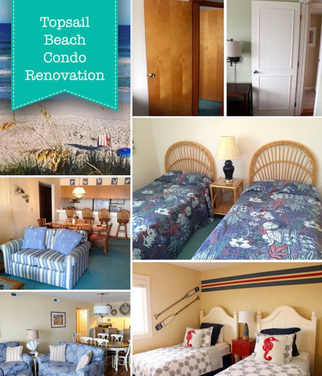 Topsail Beach Condo Renovation