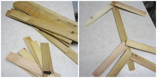Wooden Shims
