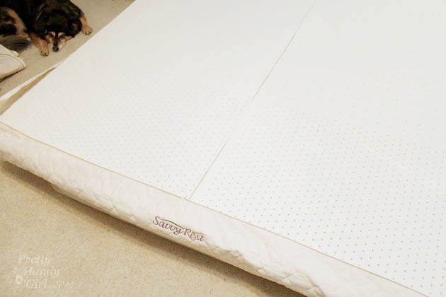 A DIY Mattress?! How I Chose a Savvy Rest Mattress | Pretty Handy Girl