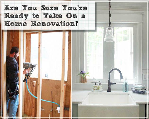Are You Sure You're Ready to Take on a Home Renovation? | Pretty Handy Girl