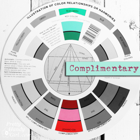 Complimentary Colors | Pretty Handy Girl