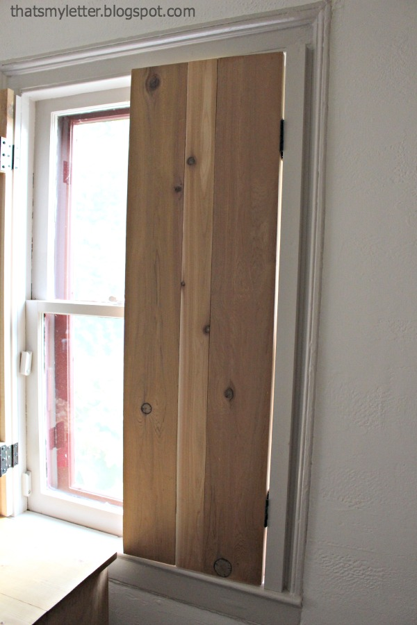 interior cedar shutters closed 1