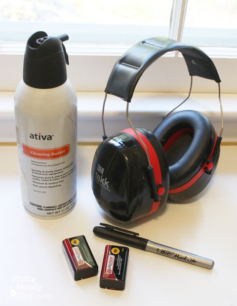 Smoke Detector Maintenance | Pretty Handy Girl