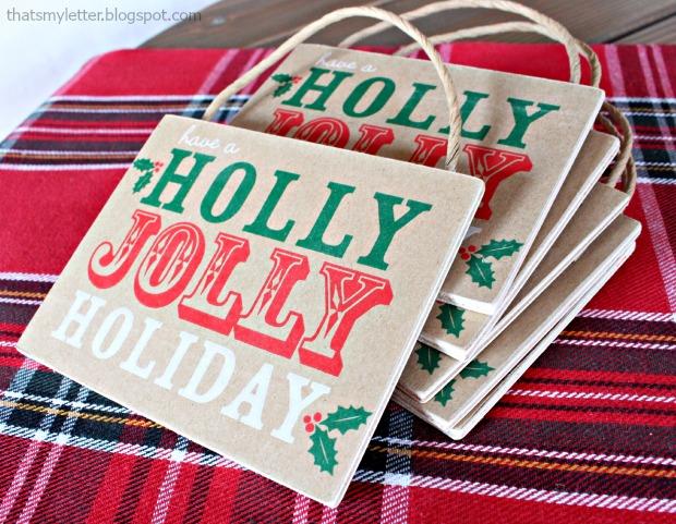 paper bag ornament 1