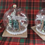 DIY Snow Globe Ornament