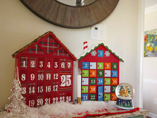 Pretty Handy Girl's Holiday Home Tour 2015
