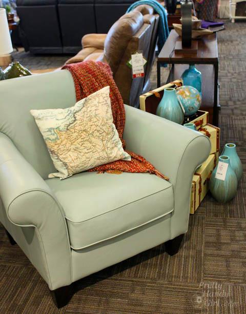 La-Z-Boy Living Room Decisions | Pretty Handy Girl