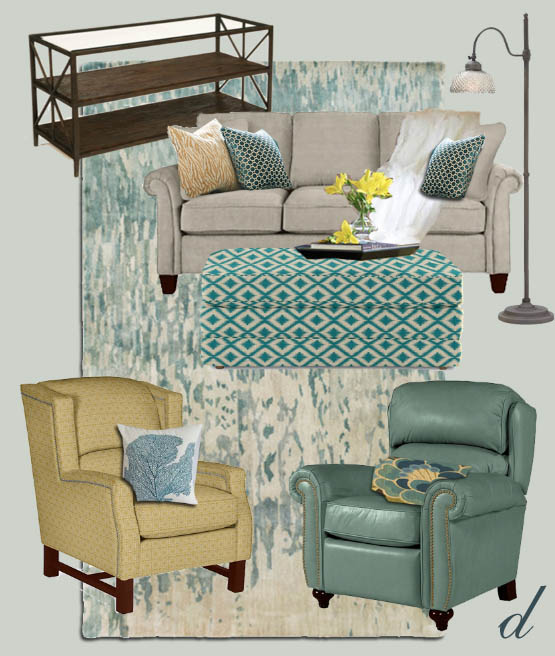 Please Help with my LaZBoy Design Decisions