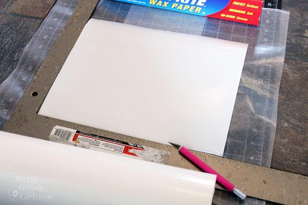 cut-mussel-bond-sheet-wax-paper