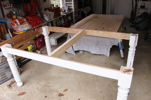 How to Build a Table | Pretty Handy Girl
