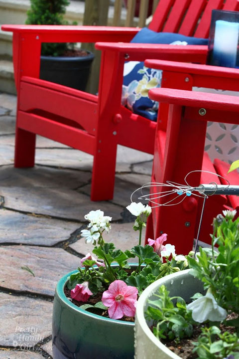 Lowe's Spring Makeover Reveal | Pretty Handy Girl