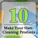 10 DIY Frugal House Cleaners