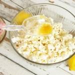 Lemon Zest Popcorn