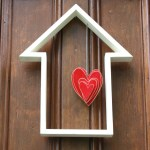 Home is Where the Heart Is – Door Decor