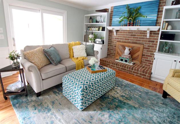 Pretty Handy Girl Living Room Reveal   Pretty Handy Girl