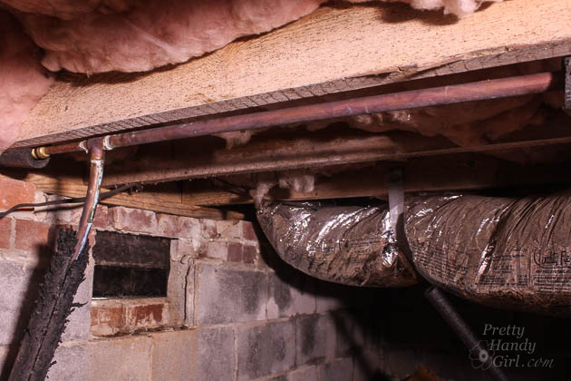 Protect Water Pipes from Freezing | Pretty Handy Girl