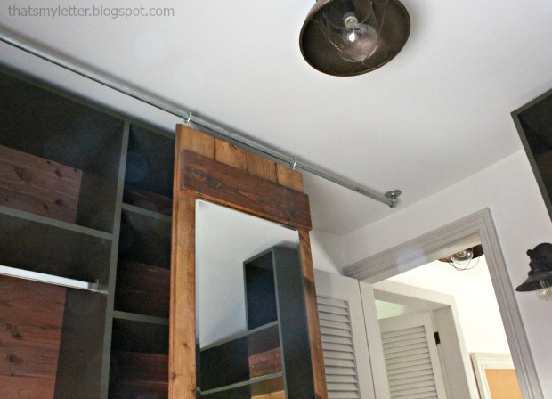 How To Build A Sliding Mirror Door For Your Small Closet