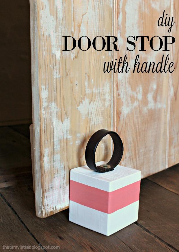 Merveilleux Door Stop Title