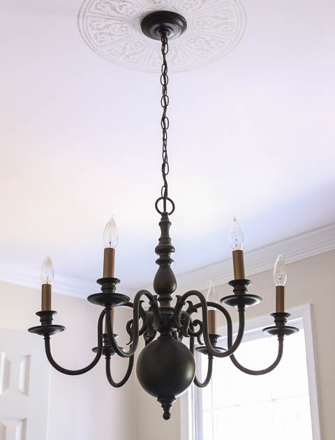 How To Install A New Chandelier Pretty Handy