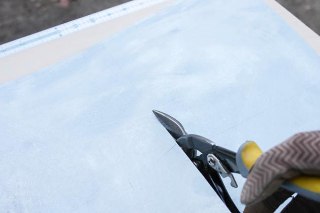 cut-metal-squares-tin-snips