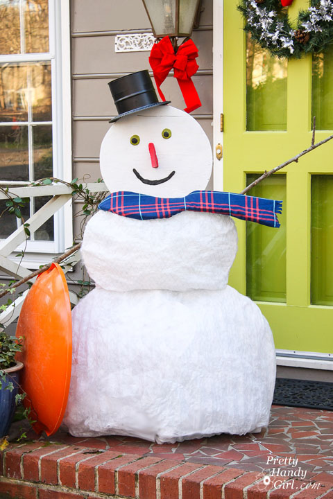 Build a Snowman and Win a Getaway for 4 on a Disney Cruise! | Pretty Handy Girl