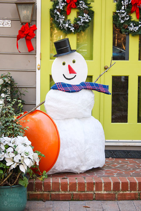Build a Snowman and Win a Getaway for 4 on a Disney Cruise!   Pretty Handy Girl
