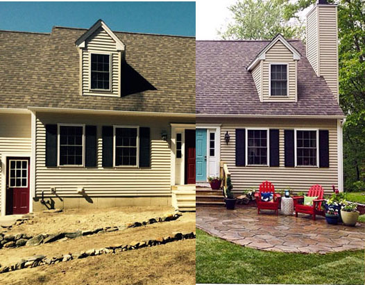 Lowe's Spring Makeover Reveal