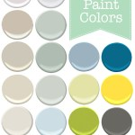 My Home Paint Colors | Pretty Handy Girl