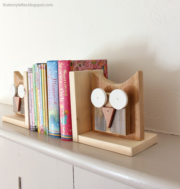 owl bookends 3