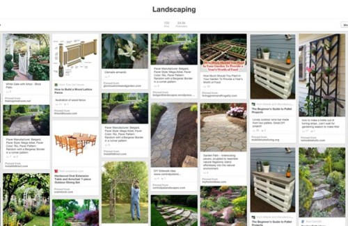Pinterest Board of Landscaping and Garden Ideas | Pretty Handy Girl