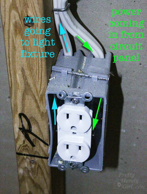 Addition Pendant Light Wiring Diagram On Wiring A Switch Loop Diagram