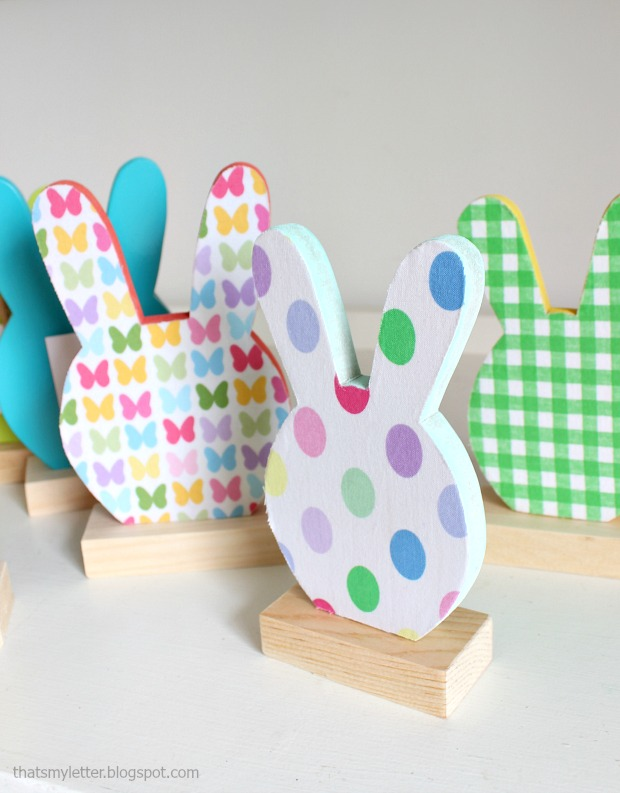 bunny place cards 2