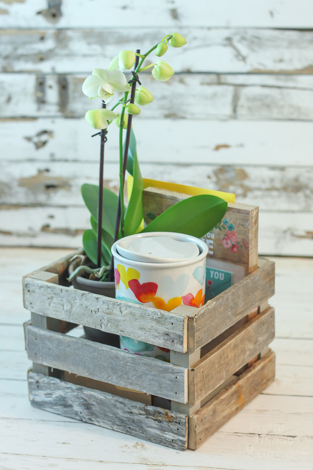 Make a Driftwood Gift Crate