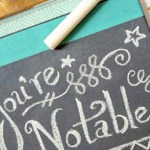Decorative Chalkboard Clipboard | Pretty Handy Girl