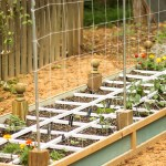 How to Build a Vegetable Trellis on a Budget | Pretty Handy Girl