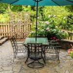 Backyard Patio Reveal | Pretty Handy Girl