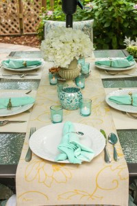 Decorating Ideas for an Outdoor Garden Party - Pretty ...
