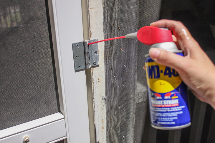 Fixing Common Screen Door Problems | Pretty Handy Girl